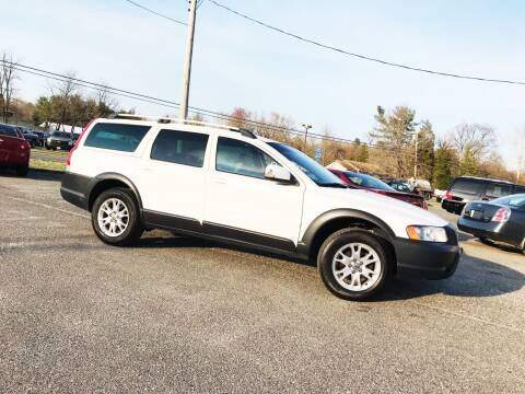 2007 Volvo XC70 for sale at New Wave Auto of Vineland in Vineland NJ