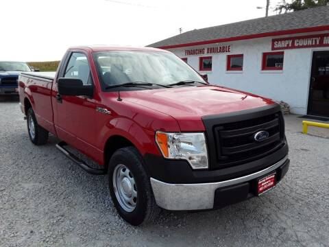 2014 Ford F-150 for sale at Sarpy County Motors in Springfield NE