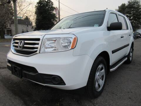 2015 Honda Pilot for sale at PRESTIGE IMPORT AUTO SALES in Morrisville PA