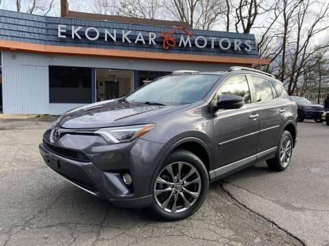 2018 Toyota RAV4 for sale at Ekonkar Motors in Scotch Plains NJ