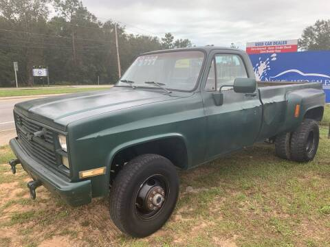 1986 Chevrolet D30 for sale at Nash's Auto Sales Used Car Dealer in Milton FL