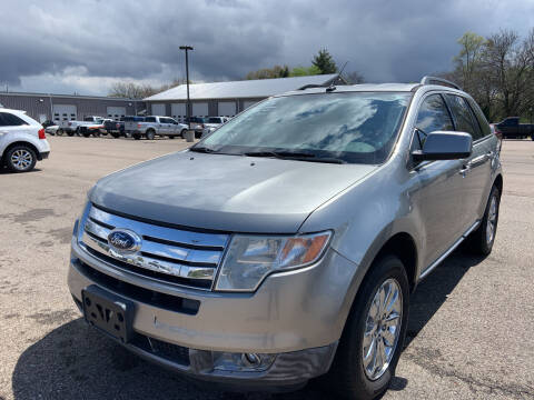 2008 Ford Edge for sale at Blake Hollenbeck Auto Sales in Greenville MI