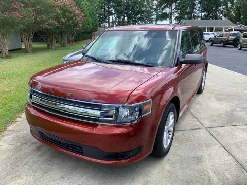 2014 Ford Flex for sale at Getsinger's Used Cars in Anderson SC
