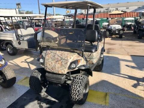 2014 Yamaha 4 Passenger Lift EFI Gas for sale at METRO GOLF CARS INC in Fort Worth TX