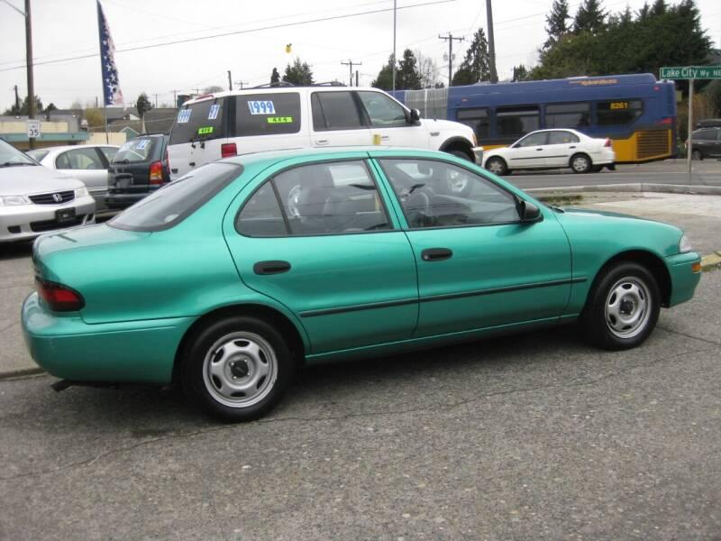 1995 GEO Prizm for sale in Seattle, WA
