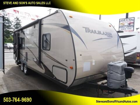 2010 Komfort Trailblazer for sale at Steve & Sons Auto Sales in Happy Valley OR