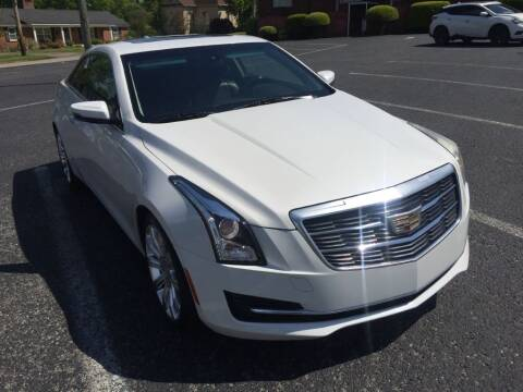 2015 Cadillac ATS for sale at DEALS ON WHEELS in Moulton AL