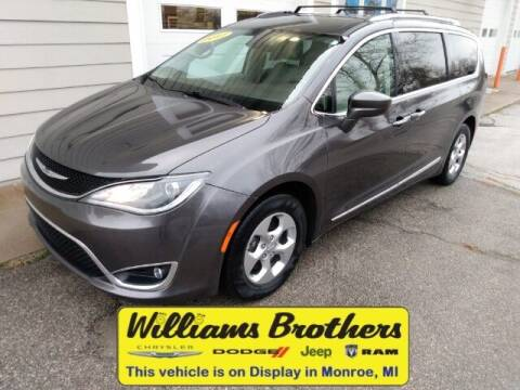 2017 Chrysler Pacifica for sale at Williams Brothers - Pre-Owned Monroe in Monroe MI