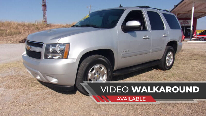 2014 Chevrolet Tahoe for sale at 6 D's Auto Sales MANNFORD in Mannford OK