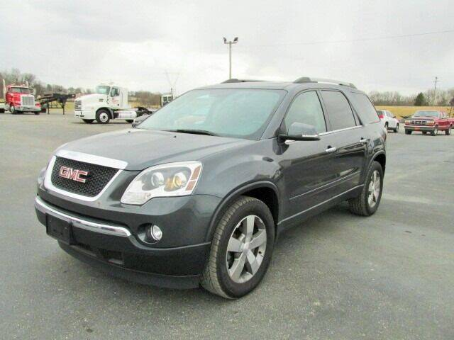 2012 GMC Acadia for sale at 412 Motors in Friendship TN