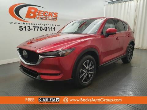 2017 Mazda CX-5 for sale at Becks Auto Group in Mason OH