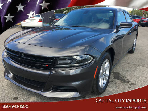 2019 Dodge Charger for sale at Capital City Imports in Tallahassee FL