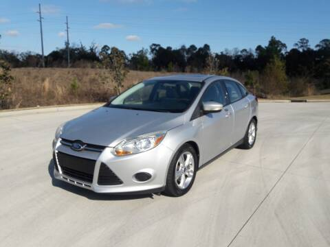 2014 Ford Focus for sale at Car Shop of Mobile in Mobile AL
