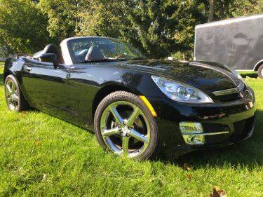 2007 Saturn SKY for sale at Haggle Me Classics in Hobart IN