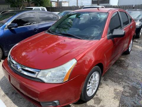 2010 Ford Focus for sale at The Kar Store in Arlington TX