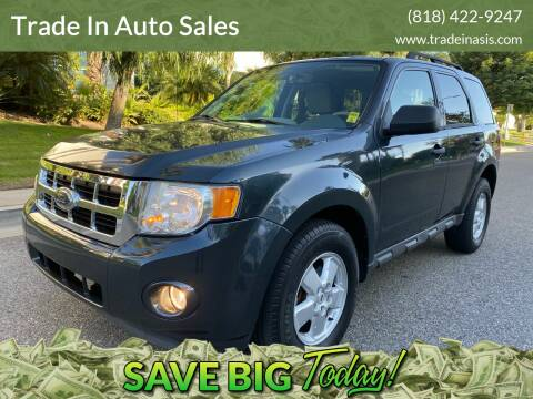 2009 Ford Escape for sale at Trade In Auto Sales in Van Nuys CA