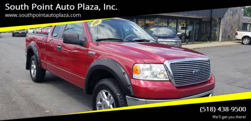 2007 Ford F-150 for sale at South Point Auto Plaza, Inc. in Albany NY