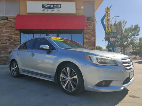 2016 Subaru Legacy for sale at 719 Automotive Group in Colorado Springs CO