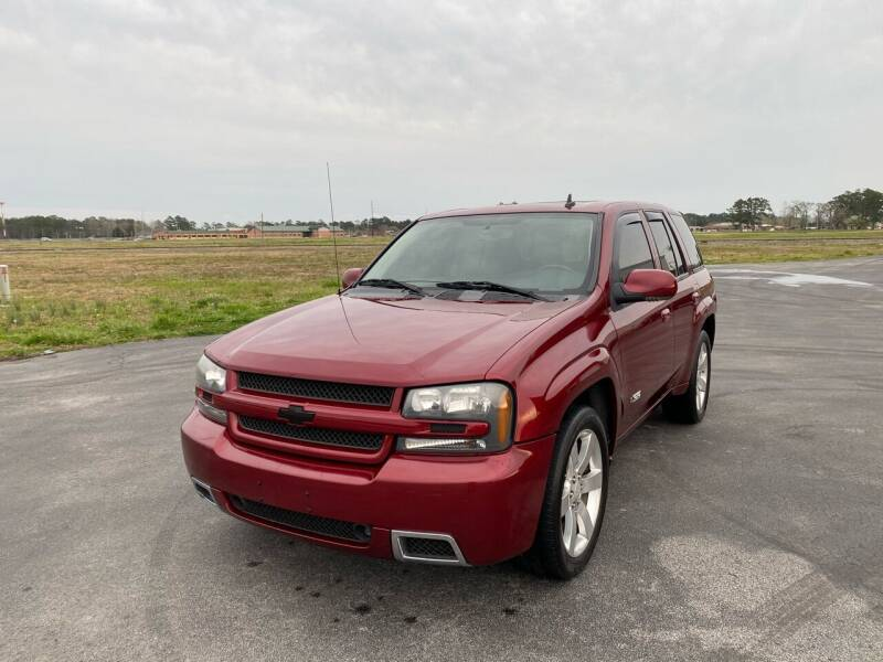 2008 Chevrolet TrailBlazer for sale at Select Auto Sales in Havelock NC