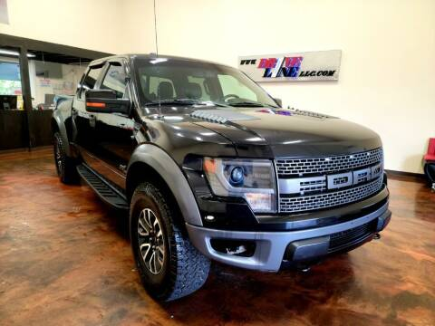 2014 Ford F-150 for sale at Driveline LLC in Jacksonville FL