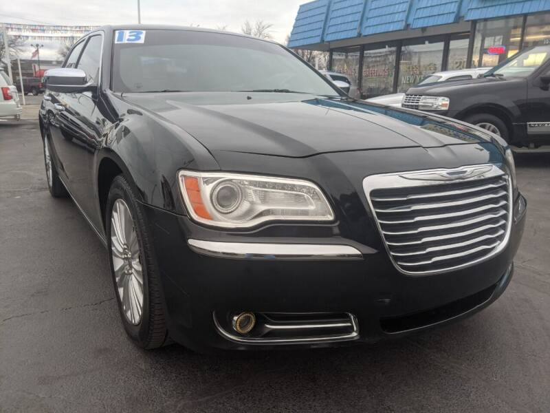 2013 Chrysler 300 for sale at GREAT DEALS ON WHEELS in Michigan City IN