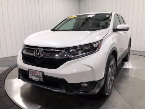 2019 Honda CR-V for sale at HILAND TOYOTA in Moline IL