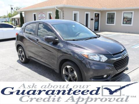 2018 Honda HR-V for sale at Universal Auto Sales in Plant City FL