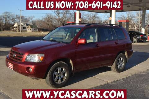 2006 Toyota Highlander for sale at Your Choice Autos - Crestwood in Crestwood IL