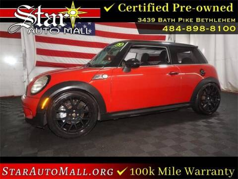 2009 MINI Cooper for sale at STAR AUTO MALL 512 in Bethlehem PA