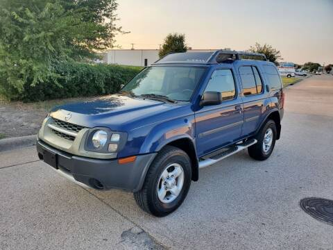 2004 Nissan Xterra for sale at DFW Autohaus in Dallas TX