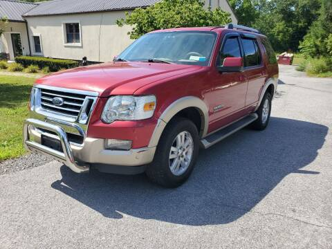 2007 Ford Explorer for sale at Wallet Wise Wheels in Montgomery NY