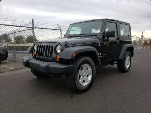 2007 Jeep Wrangler for sale at Vess Auto in Danville OH
