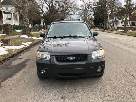 2006 Ford Escape for sale at Michaels Used Cars Inc. in East Lansdowne PA