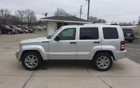 2008 Jeep Liberty for sale at 6th Street Auto Sales in Marshalltown IA