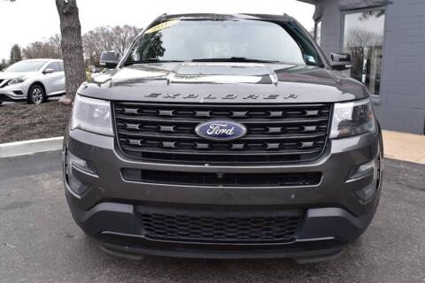 2016 Ford Explorer for sale at Heritage Automotive Sales in Columbus in Columbus IN
