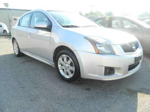 2012 Nissan Sentra for sale at Auto House Of Fort Wayne in Fort Wayne IN