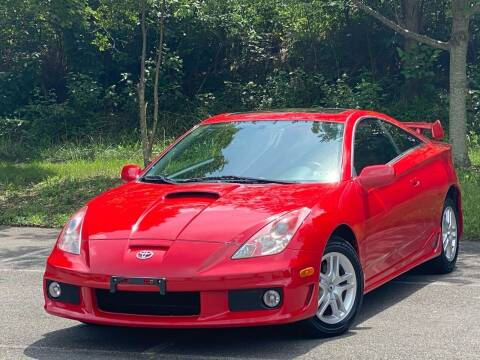 2005 Toyota Celica for sale at Diamond Automobile Exchange in Woodbridge VA