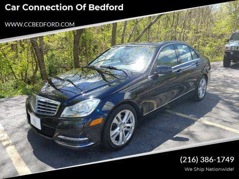 2012 Mercedes-Benz C-Class for sale at Car Connection of Bedford in Bedford OH