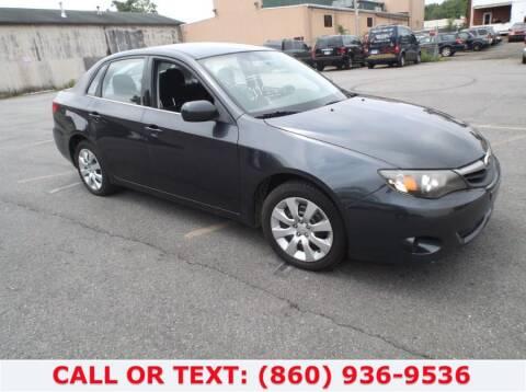 2011 Subaru Impreza for sale at Lee Motor Sales Inc. in Hartford CT