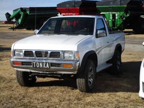 1997 Nissan Truck for sale at Bretz Inc in Dighton KS