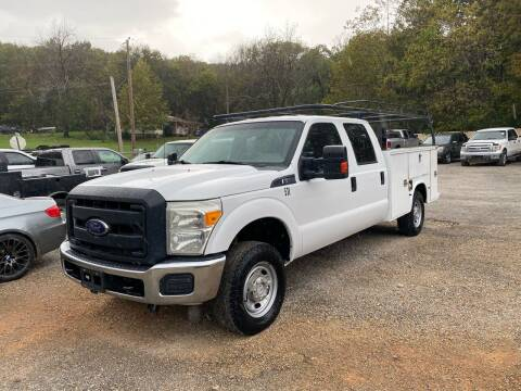 2013 Ford F-250 Super Duty for sale at Tennessee Valley Wholesale Autos LLC in Huntsville AL