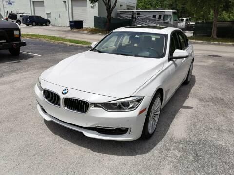 2013 BMW 3 Series for sale at Best Price Car Dealer in Hallandale Beach FL