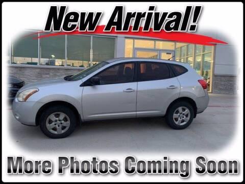 2009 Nissan Rogue for sale at DAVID McDAVID HONDA OF IRVING in Irving TX
