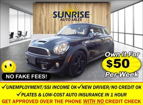 2013 MINI Hardtop for sale at AUTOFYND in Elmont NY