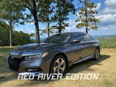 2018 Honda Accord for sale at RED RIVER DODGE - Red River of Malvern in Malvern AR