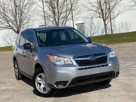 2016 Subaru Forester for sale at MILANA MOTORS in Omaha NE