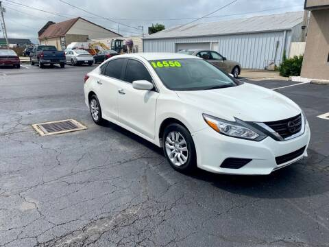2018 Nissan Altima for sale at Used Car Factory Sales & Service Troy in Troy OH