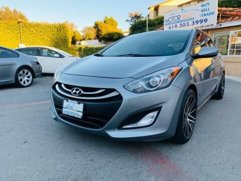2014 Hyundai Elantra GT for sale at MotorMax in Lemon Grove CA