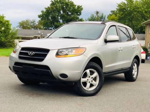 2008 Hyundai Santa Fe for sale at Y&H Auto Planet in West Sand Lake NY