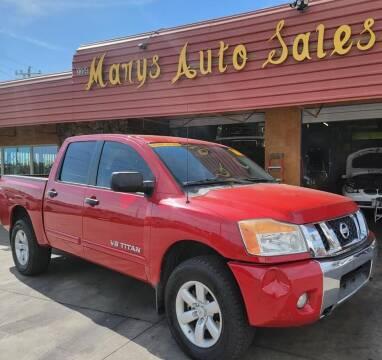2010 Nissan Titan for sale at Marys Auto Sales in Phoenix AZ